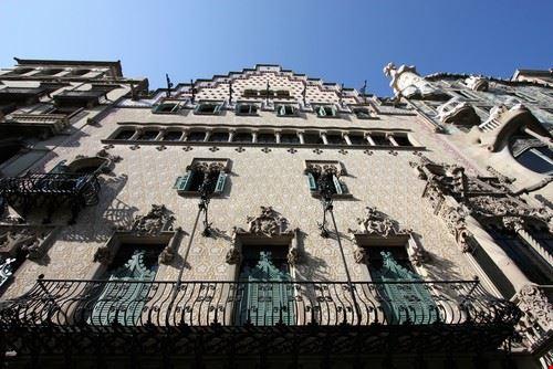 49128 barcelone casa amatller de barcelone
