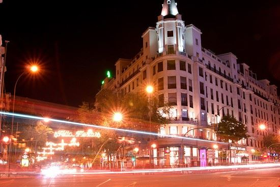 madrid barrio de salamanca a madrid calle de alcala