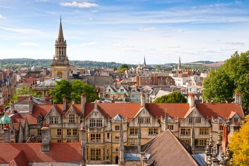 Oxford, Royaume-Uni