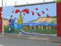 murales a belfast belfast