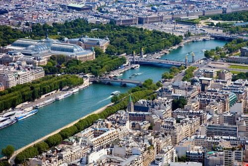 49753 parigi parigi vista dalla tour eiffel