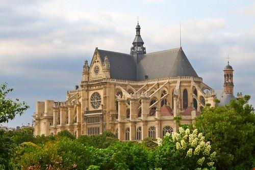 Foto chiesa di saint eustache a parigi a parigi 500x334 for Domon saint eustache