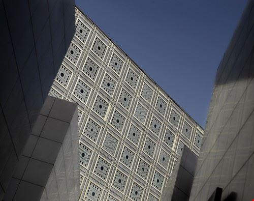 49839 parigi istituto del mondo arabo a parigi