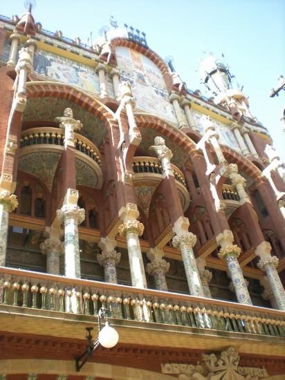 Foto teatro antico a barcellona 412x550 autore stella for Villaggi vacanze barcellona