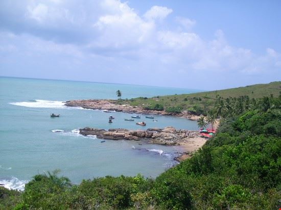 calhetas spiaggia recife