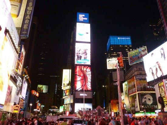 49998 new york il centro del mondo