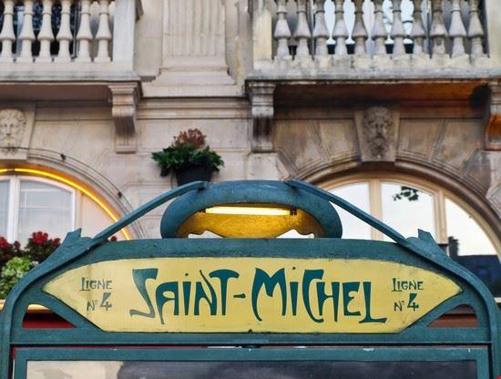 50004 parigi saint michel a parigi