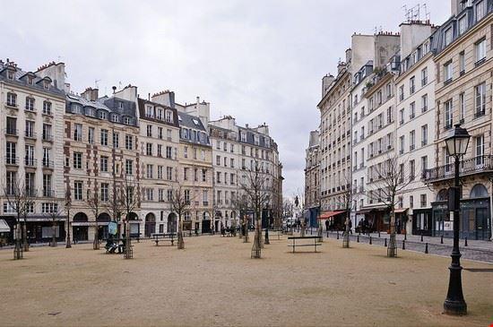 50016 parigi place dauphine a parigi