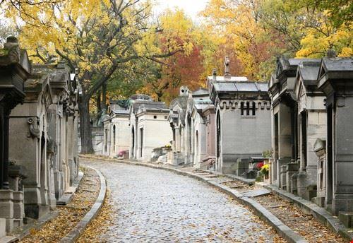 Cimitero di Père-Lachaise a Parigi