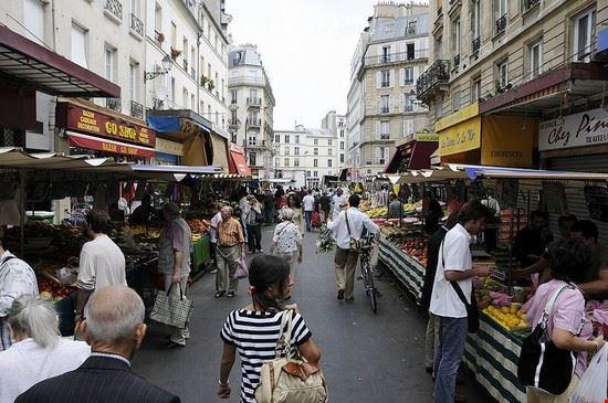 50045 parigi i mercatini di aligre a parigi