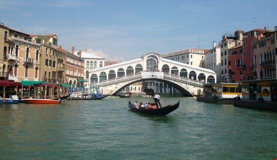Rialto il ponte più bello di Venezia