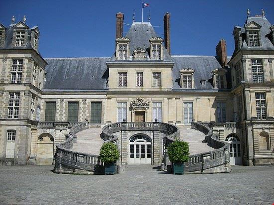 50232 parigi castello di fontainebleau vicino a parigi