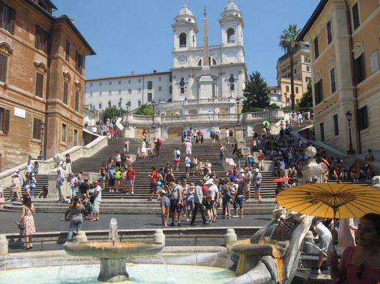 rome tourist