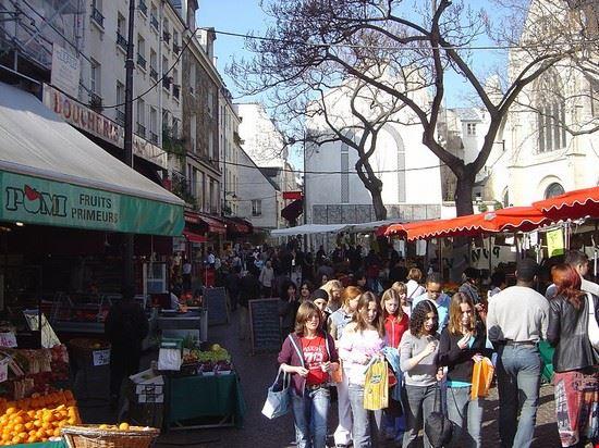 50255 parigi rue mouffetard a parigi