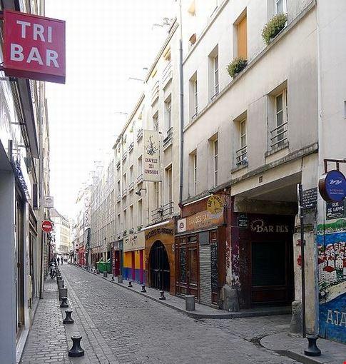 50256 parigi rue de lappe a parigi