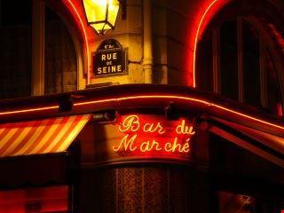 Bar du Marché, Saint Germain, Parigi