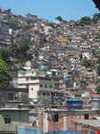 Una Rio tristemente famosa,le favelas