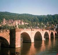 Heidelberg famosa cittadina universitaria