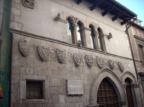 il palazzo del dazio popoli