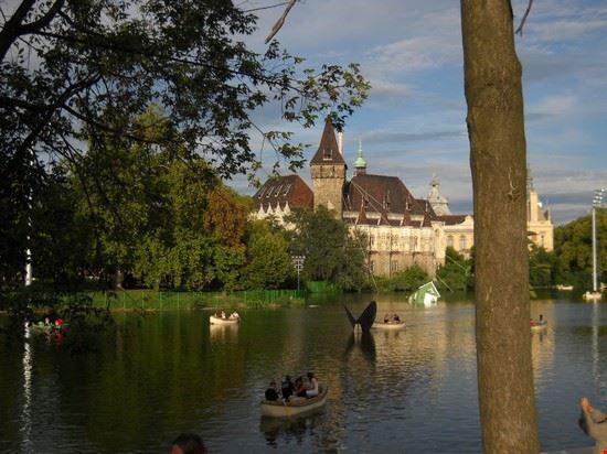 Il Parco della Città di Budapest
