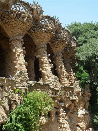 Foto parc guell a barcellona 412x550 autore ludovico for Villaggi vacanze barcellona