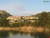 Panorama di Barrea (AQ)