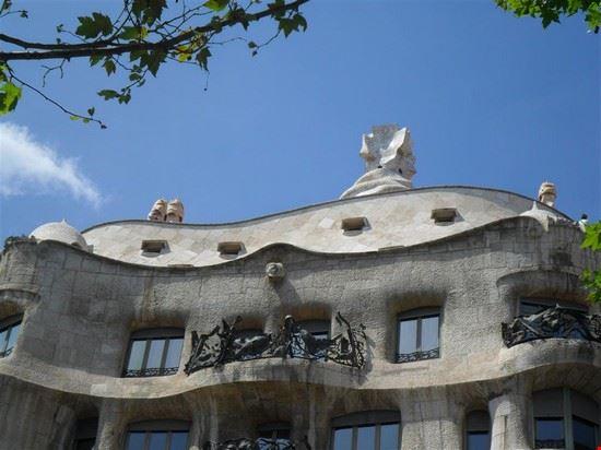 parte superiore dell'edificio
