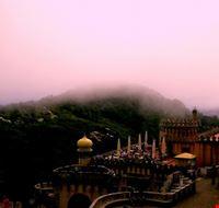 50613 una vista del palazzo imperiale sintra