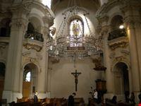 chiesa di san nicola interno praga