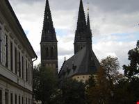 vysehrad chiesa di san pietro e paolo praga