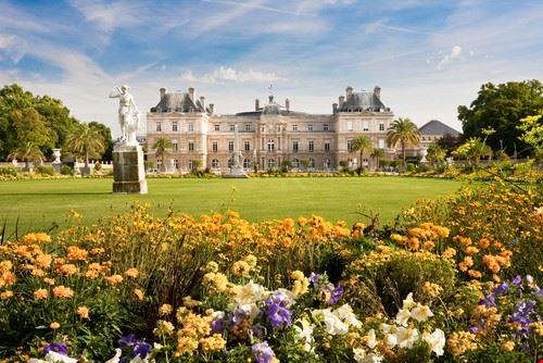 Giardino di Luxembourg a Parigi