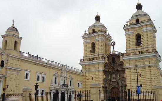 monastero dei francescani cuzco