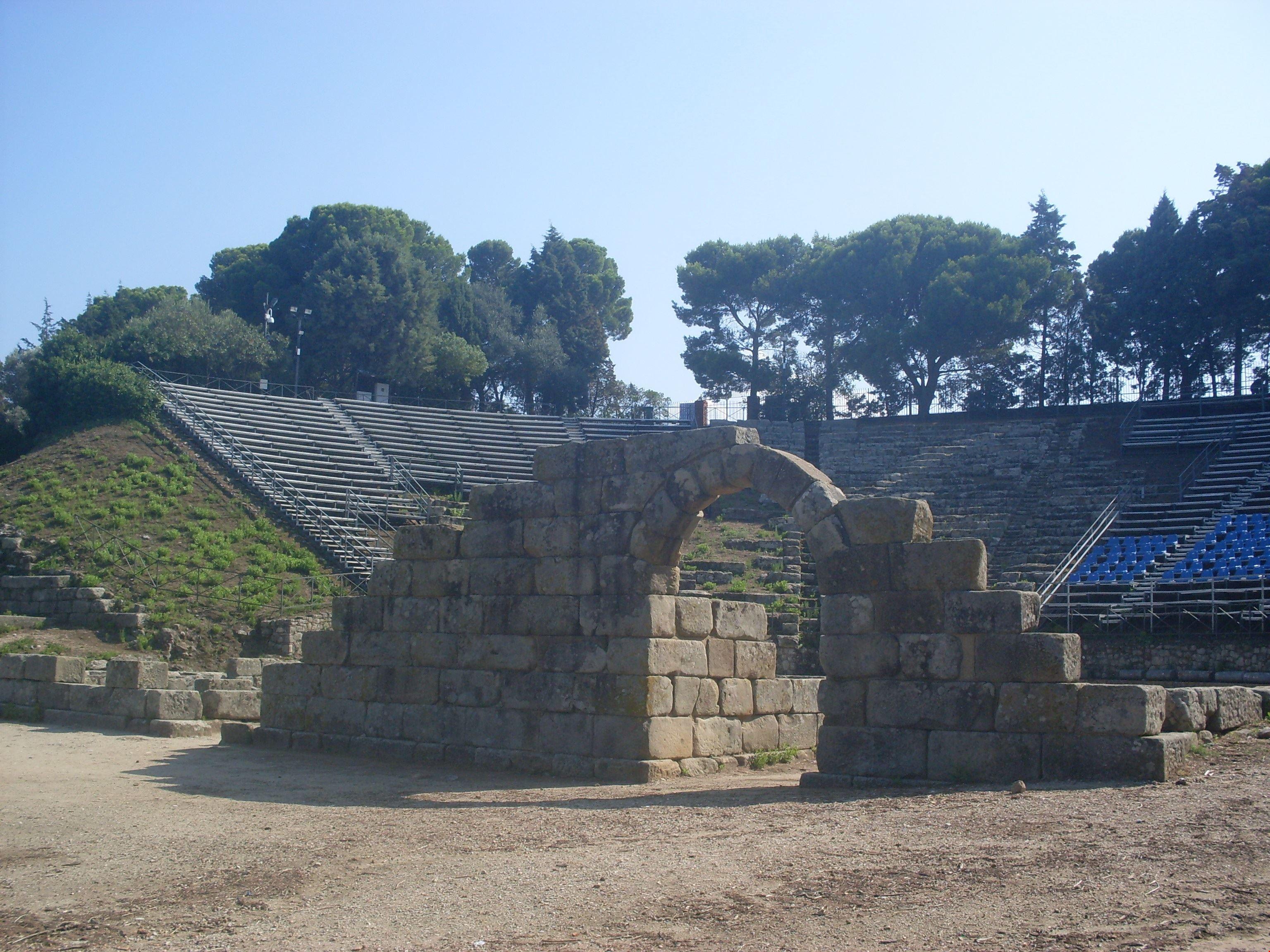 Area archeologica di Tindari e Santuario