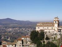 panorama da Monte fortino