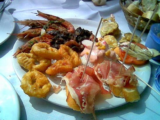 piatti tipici a madrid