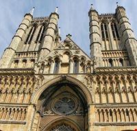 la bellissima cattedrale lincoln