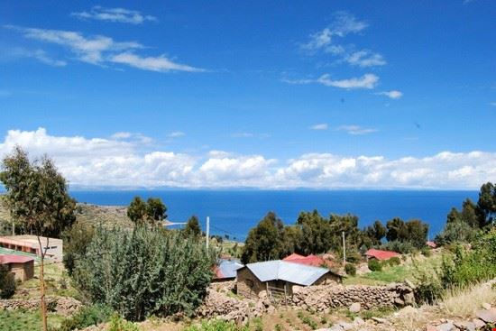 lago titicacablu come il mare la paz
