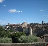 Panorama da Villa Gennaioli