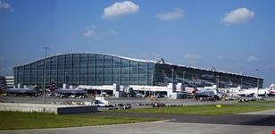 londra aeroporto heathrow a londra terminal 5