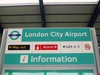 londra london city airport