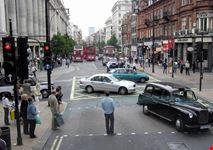 londra taxi a oxford street londra