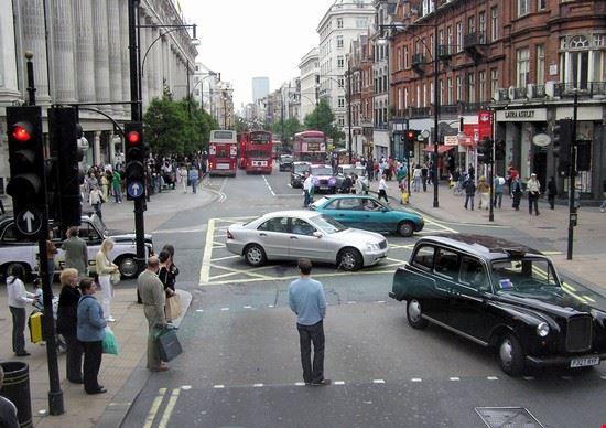 51146 londra taxi a oxford street londra