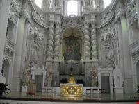 chiesa sankt kajetan monaco