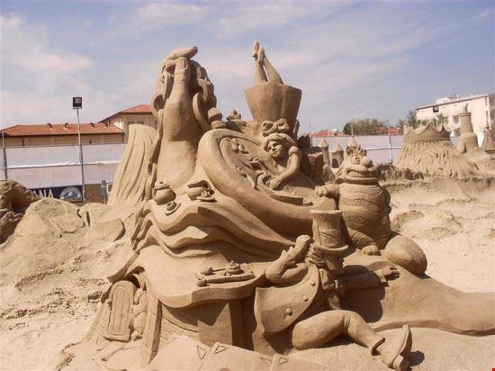 Gara dei castelli di sabbia