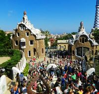 51288 parc guell barcellona
