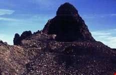Cratere nel Parco di Timanfaya