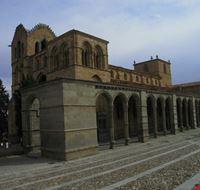 Avila.chiesa di S. Vicente