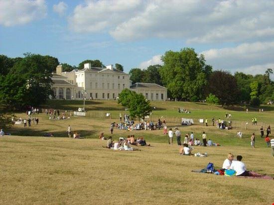 Kenwood House e il suo parco a Londra