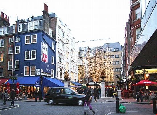 St Christopher's Place a Londra