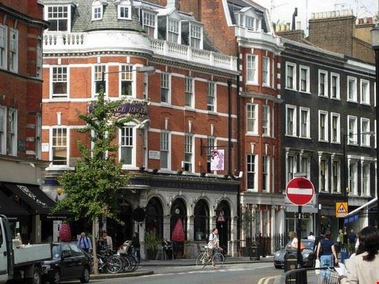 Marylebone High street a Londra